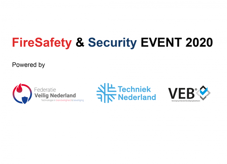 Firesafety and Security Event verplaatst!
