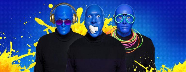 BLUE MAN GROUP keert in mei 2020 terug naar Nederland, naar MAINSTAGE