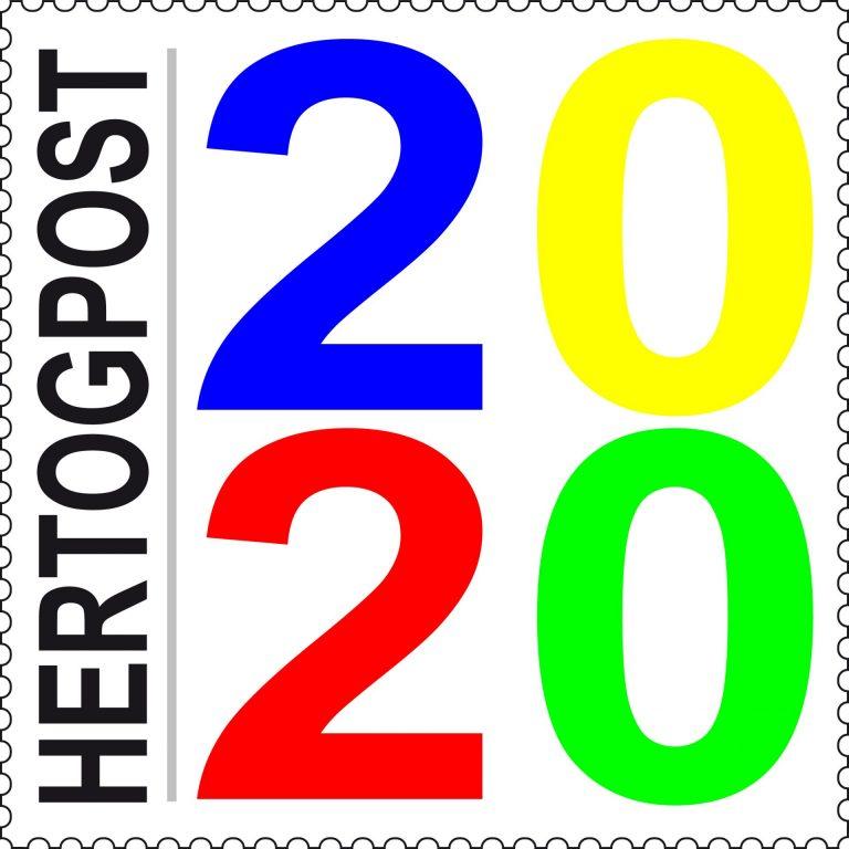 Hertogpost 2020 verplaatst!