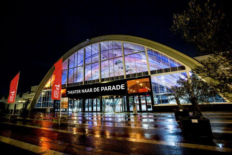 Theater aan de Parade naar de Brabanthallen in 2021